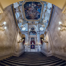 The Royal Palace by Giuseppe Sapori (GiuseppeSapori)) on 500px.com