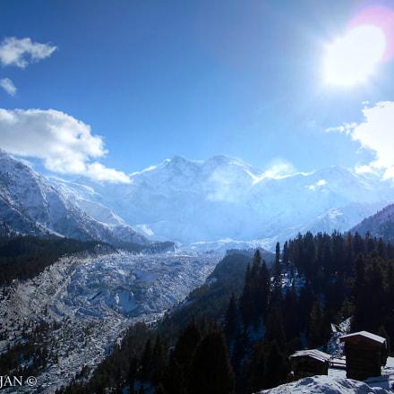 Winter Scenery, Nikon COOLPIX L28