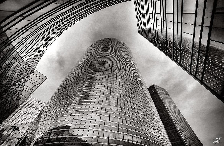 Photograph Paris - La Défense #1574 by Gérard DT on 500px