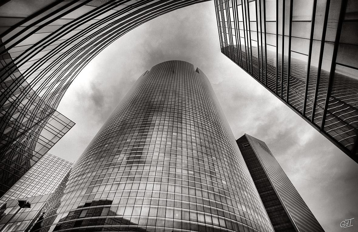 Photograph Paris - La Défense #1574 by Gérard DT on 500px
