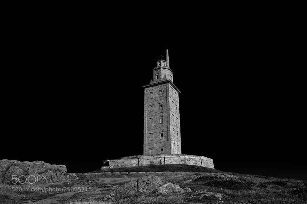 Photograph Torre de Hércules by Jorge Orfão on 500px