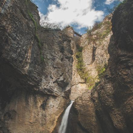 The Emen Canyon and Momin Skok Waterfall