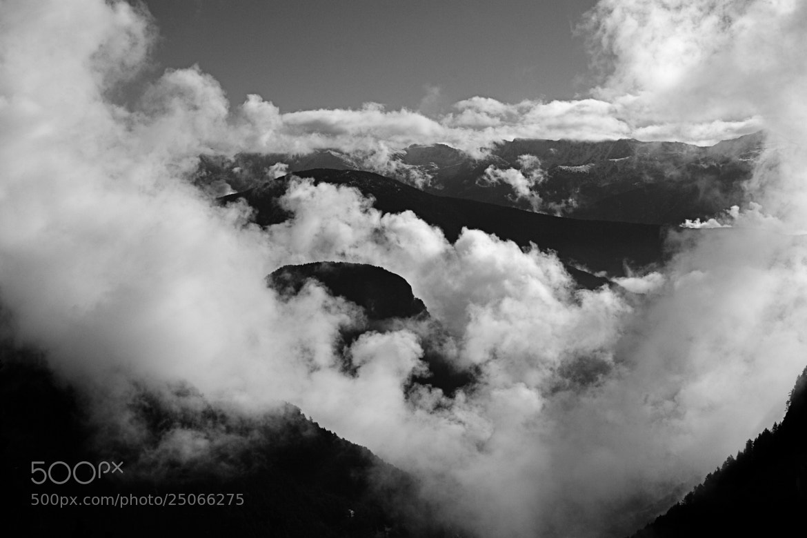 Photograph Above the clouds by Roto Fam on 500px