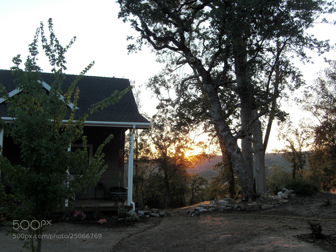 Photograph Sunset in Oakhurst by Joseph Hansen on 500px