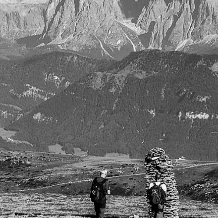 my mountains - sarentino, Fujifilm FinePix S3500