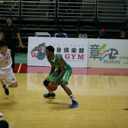 Taiwanese Super Basketball Language, Canon EOS-1DS MARK II, Canon EF 70-200mm f/2.8L IS II USM