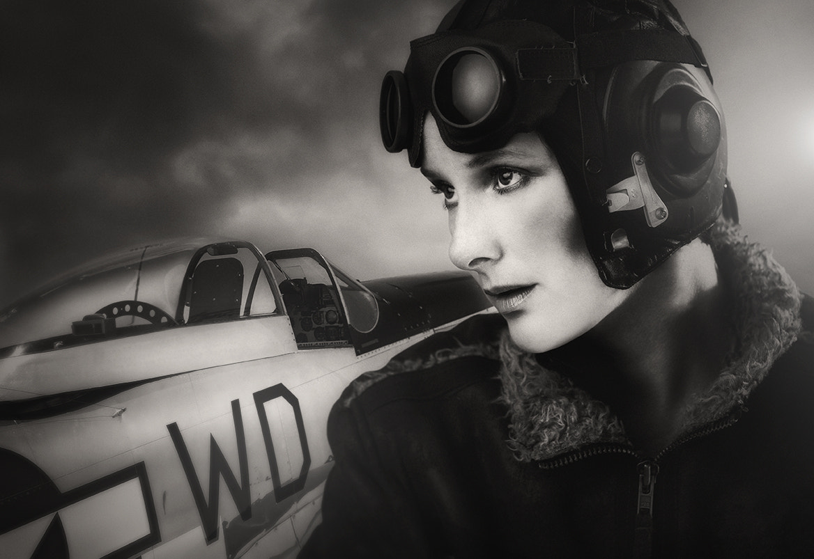 Photograph Aviator by Alisdair Miller on 500px