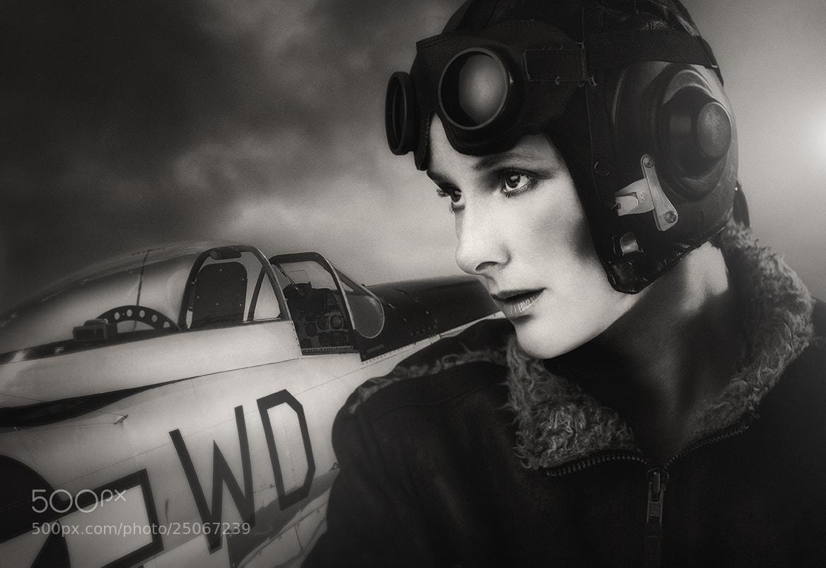 Photograph Aviator by Alisdair Miller on 500px