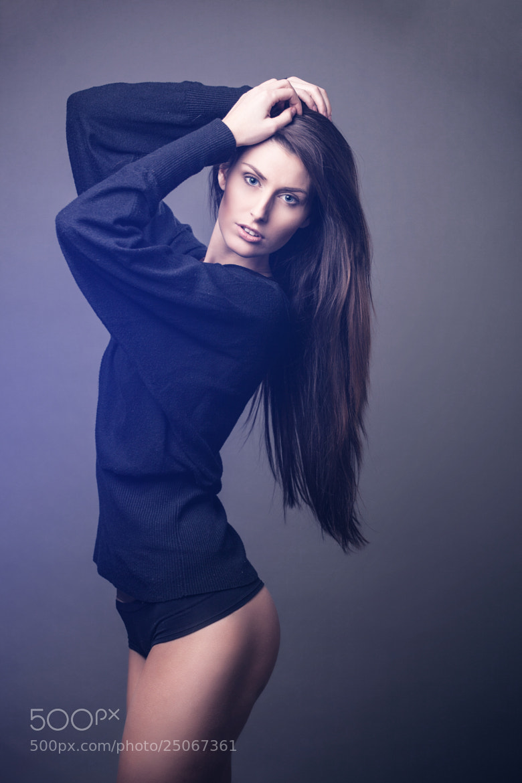 Photograph Sandra by Jakub Sodomka on 500px