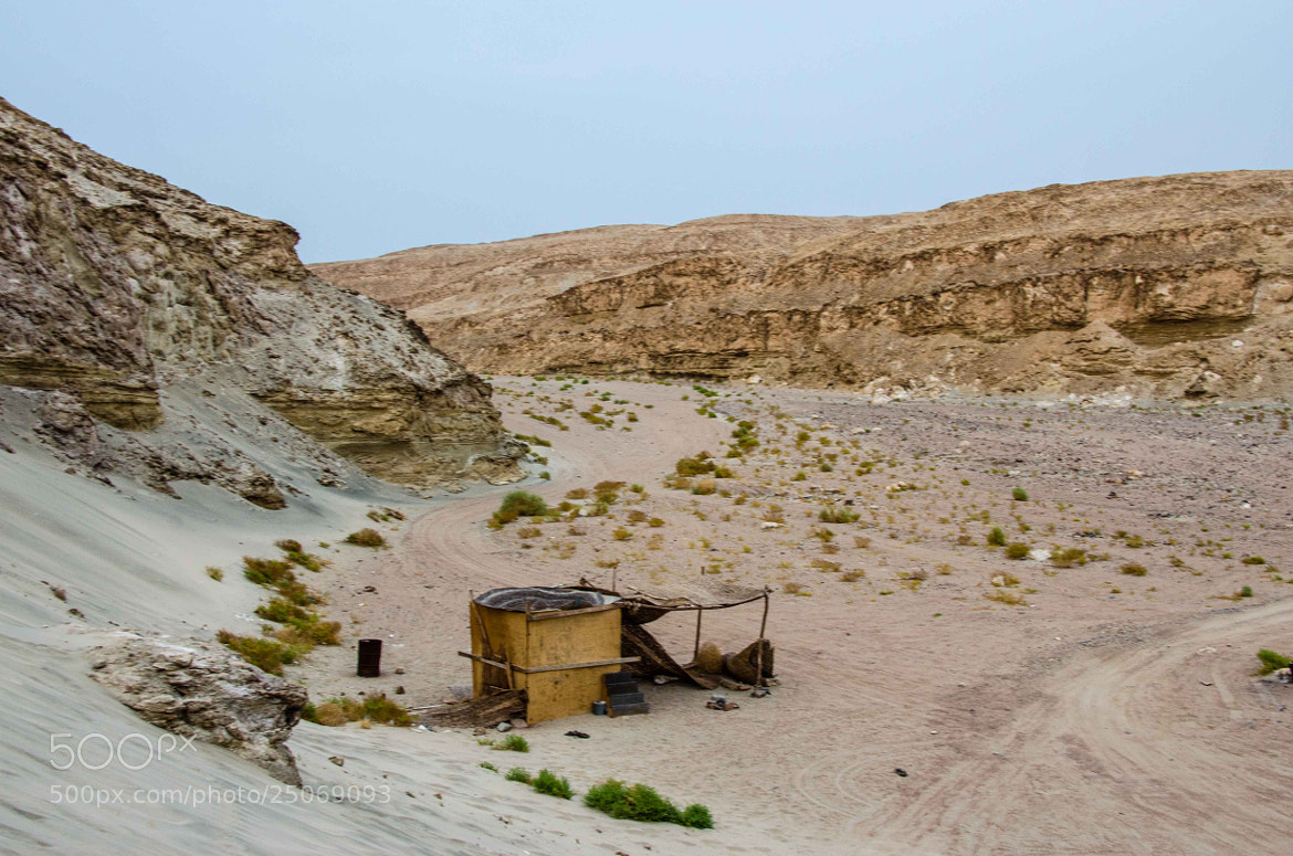Photograph Desert House ! by Walid EL Herpha on 500px