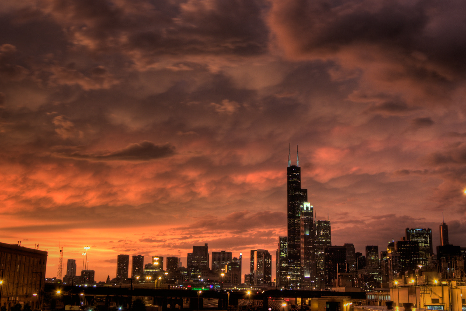 Photograph Chicago from the South by Jorge Barrera on 500px