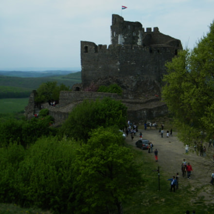 Hungary Hollókő Castle, Fujifilm FinePix S2000HD S2100HD