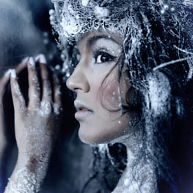 Ice Princess by Marit Kristine Aasen (maritkaasen)) on 500px.com