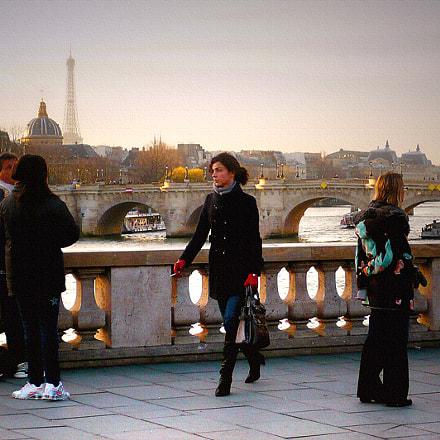 Hiver a Paris, Panasonic DMC-LS60