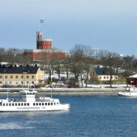 Stockholm Sweden, Canon POWERSHOT SX1 IS