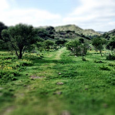 En Bici por Candonga