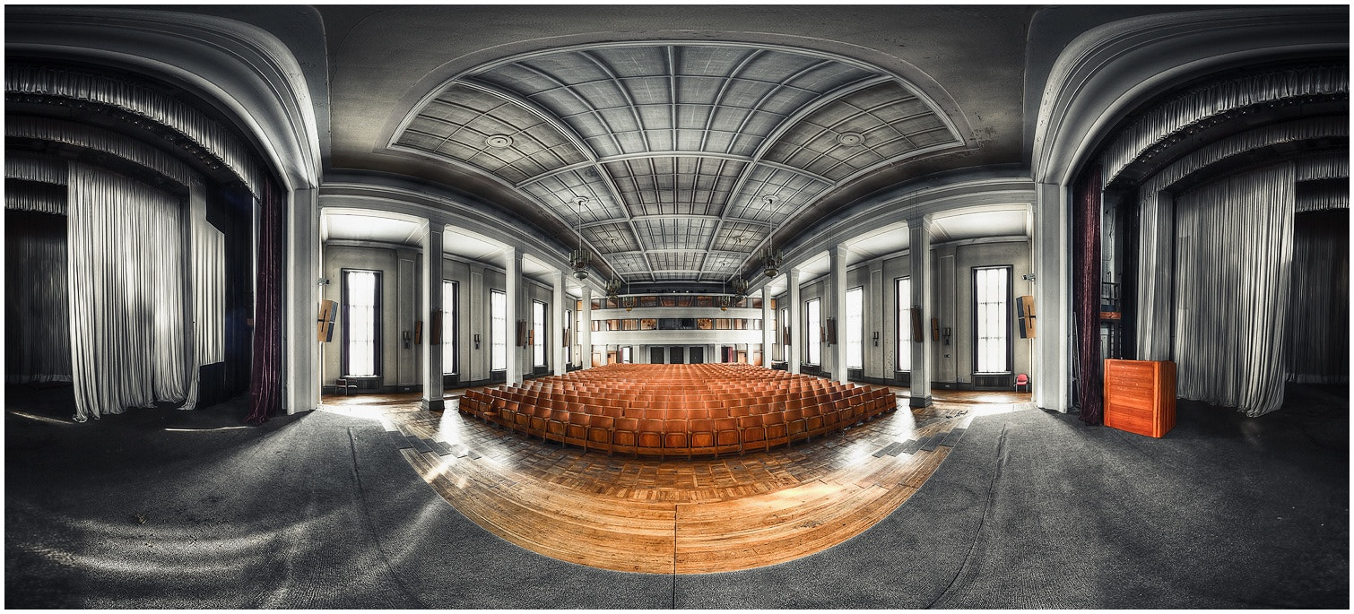 Photograph The lecture hall by Kai Schmeling on 500px