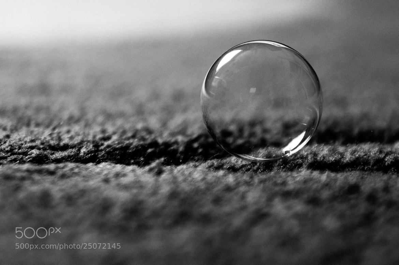 Photograph Bubbly Bubble by Lars Kugelblitz on 500px