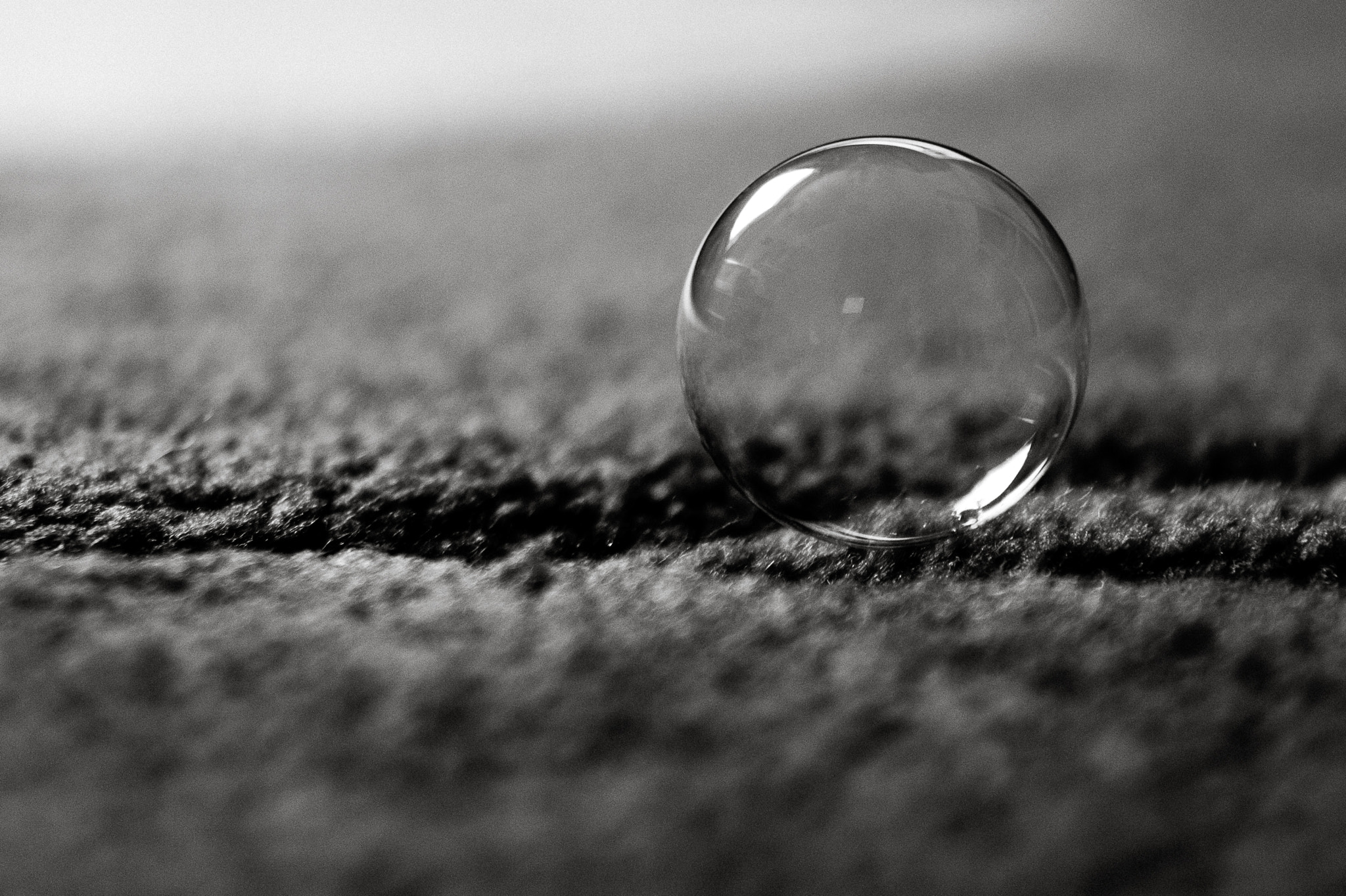 Photograph Bubbly Bubble by Lars Kugelblitz on 500px
