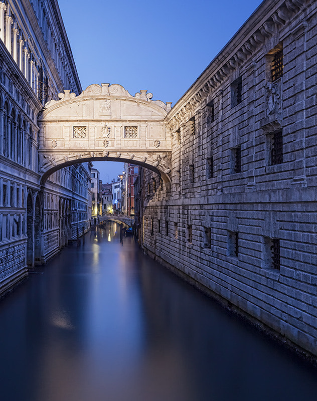 Photograph Twilight at Bridge of Sighs  by Sonia Blanco on 500px