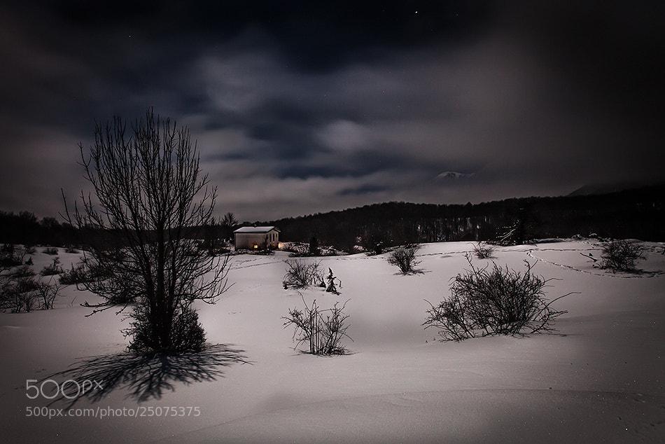 Photograph in the mOOnlight by Alberto Di Donato on 500px