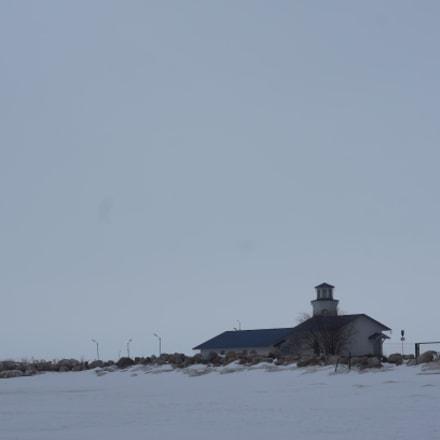 Beach house, Sony SLT-A55V, Sony DT 50mm F1.8 SAM (SAL50F18)