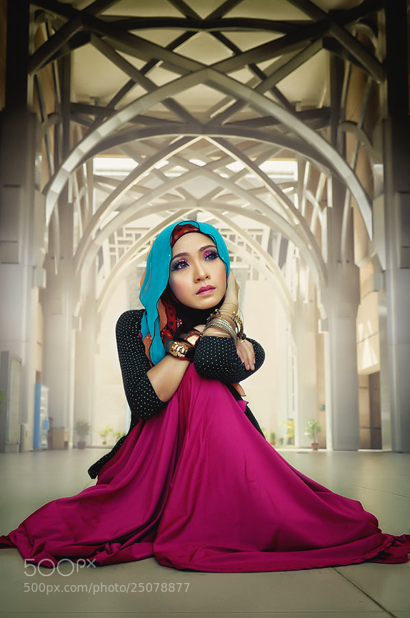 Photograph Norshafienaz by redz stone on 500px