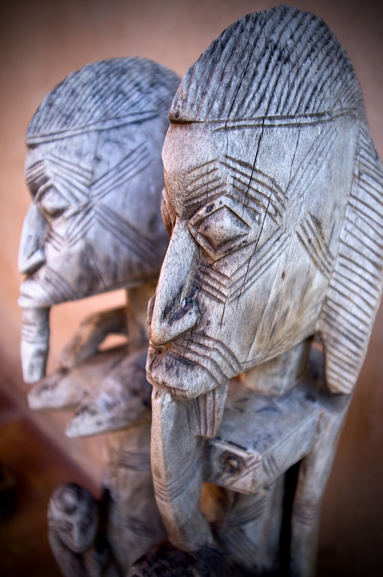 Photograph Moroccan Wooden Statues by MacLean Photographic  on 500px