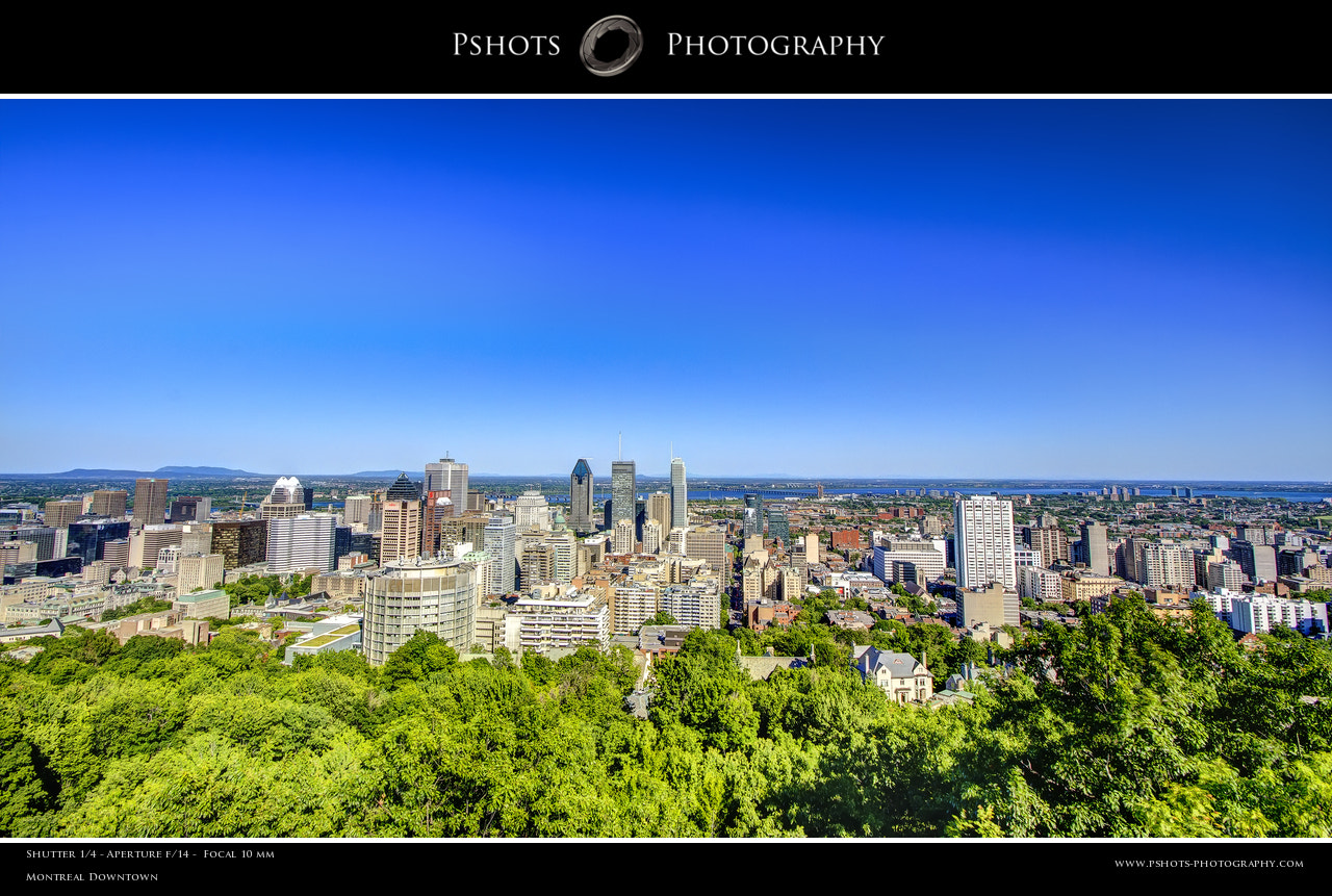 Photograph Montreal Downtown by Philippe Brantschen on 500px