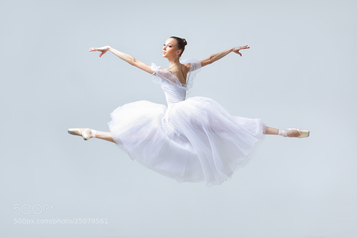 Photograph Ballerina by Alexander Yakovlev on 500px