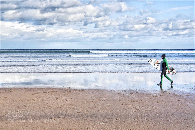 Photograph Día de Surf by Rubén Koose Kuma on 500px