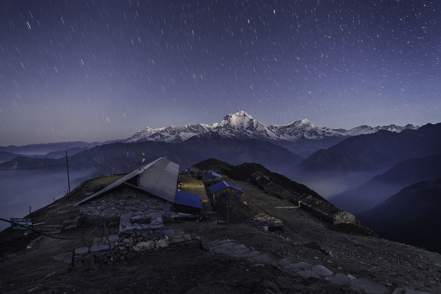 Mt Dhaulagiri Range, Nepal by Padam Gurung on 500px.com