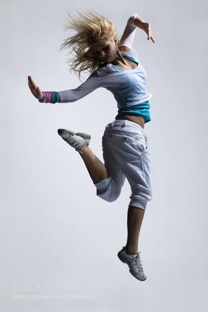 Photograph jump by Alexander Yakovlev on 500px