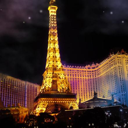 Las Vegas Paris, Sony DSC-P92