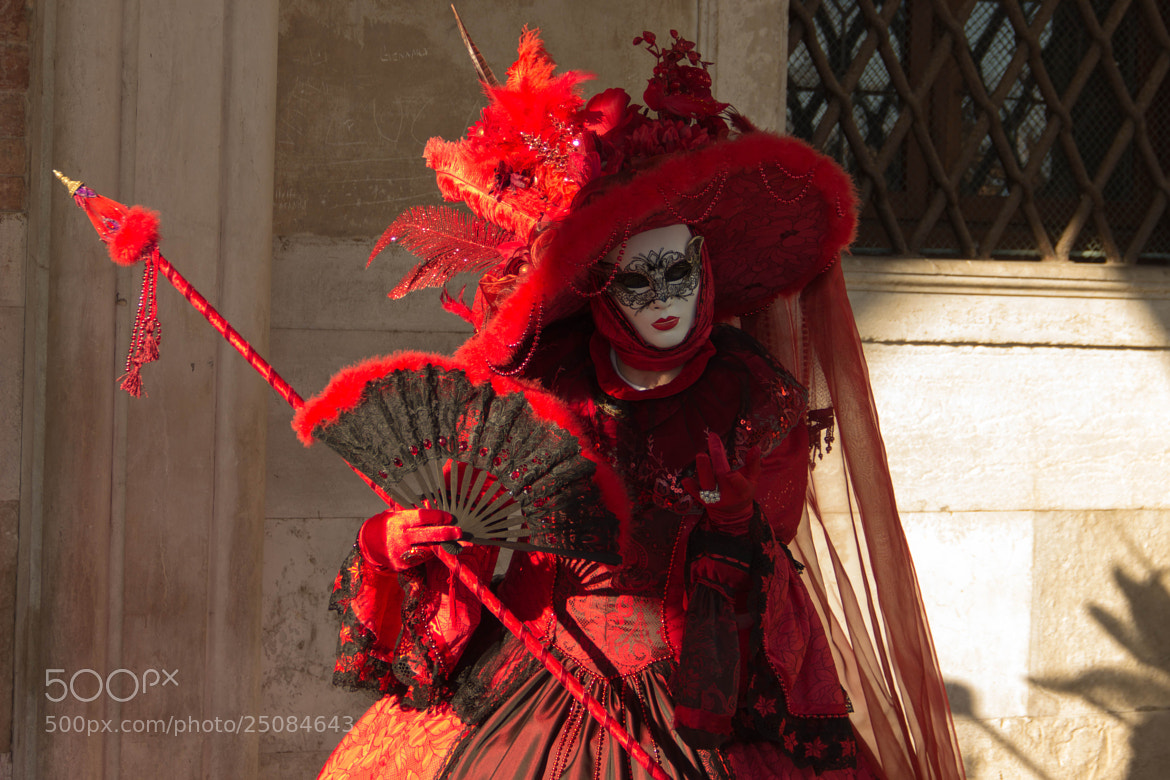 Photograph Venice carnival by Luca Pegoraro on 500px
