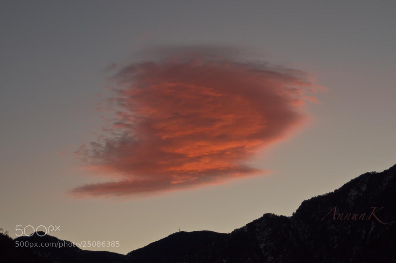 Photograph Alone Cumulus by Anna Ebri on 500px