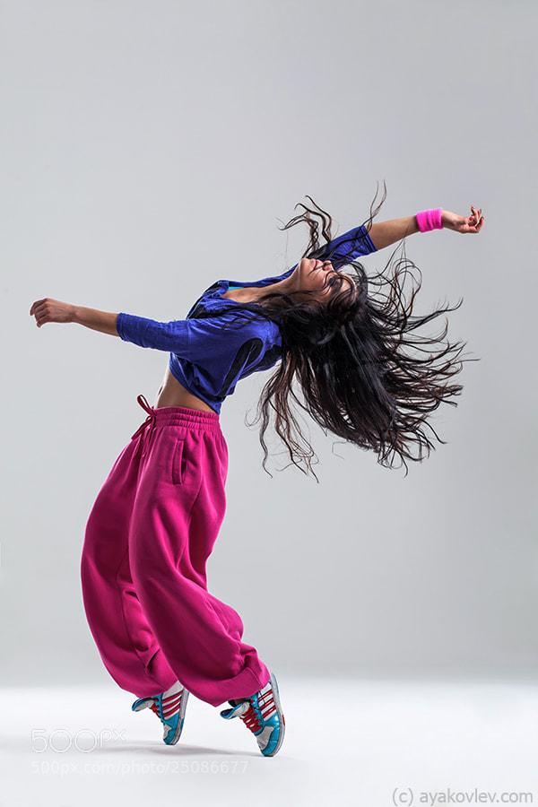 Photograph Sporty dancer by Alexander Yakovlev on 500px