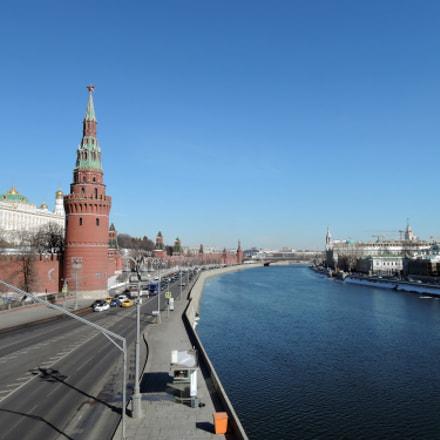 Кремлевская набережная, Nikon COOLPIX P340
