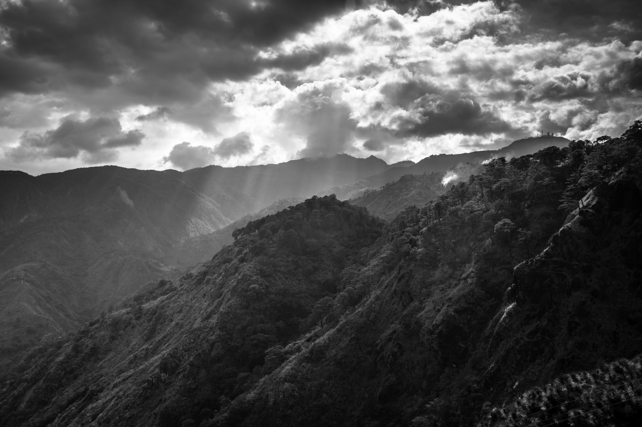Photograph Kennon Road, Baguio.  by walter wong on 500px