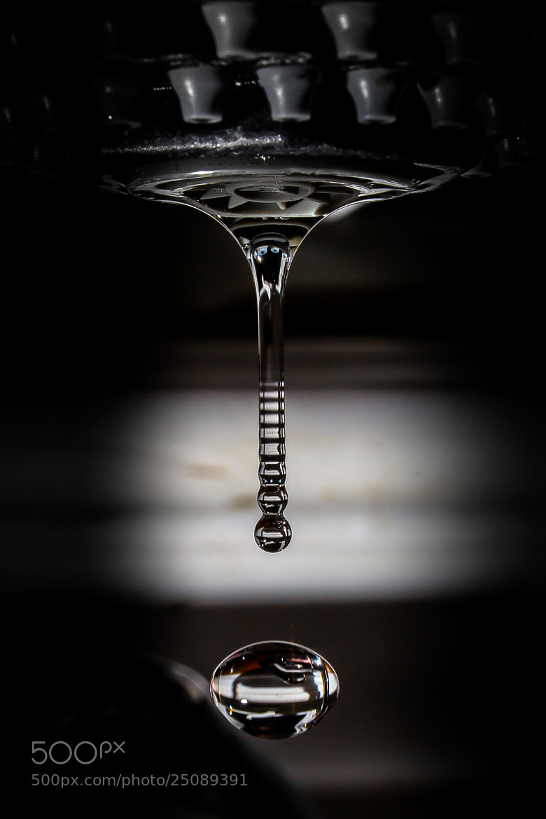 Photograph Waterdrop by Jean-Michel Beaudin on 500px