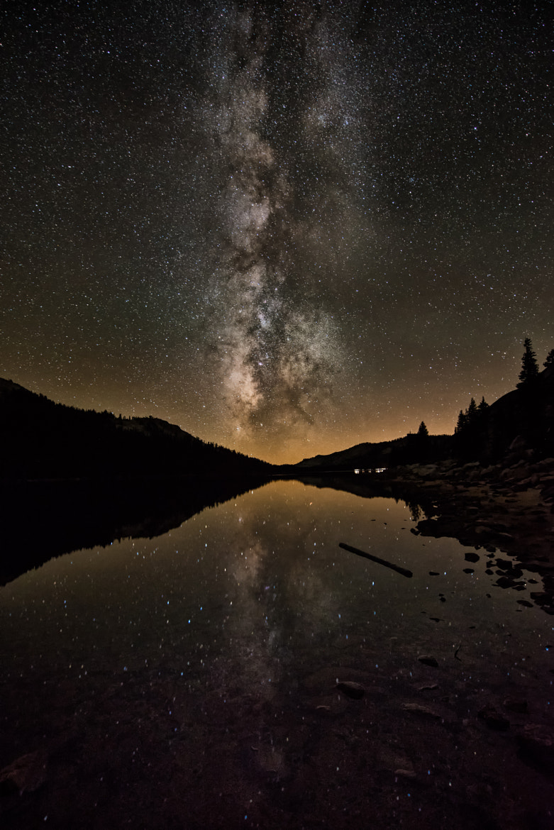 Photograph Milky Way by Rodney Lange on 500px