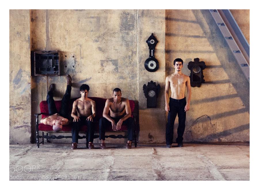 Photograph Complicity by Jorge A. Laserna on 500px
