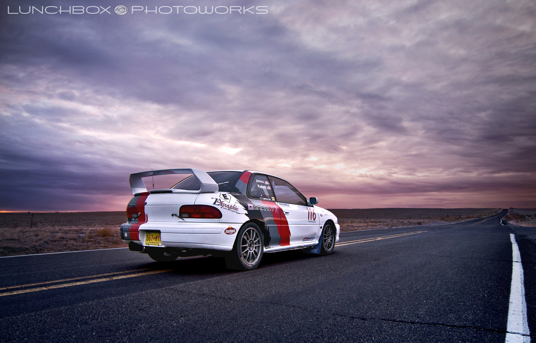 Photograph Rally Car Warm up by Joshua Coleman on 500px