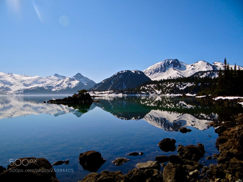 Photograph Garibaldi Lake by applekey on 500px