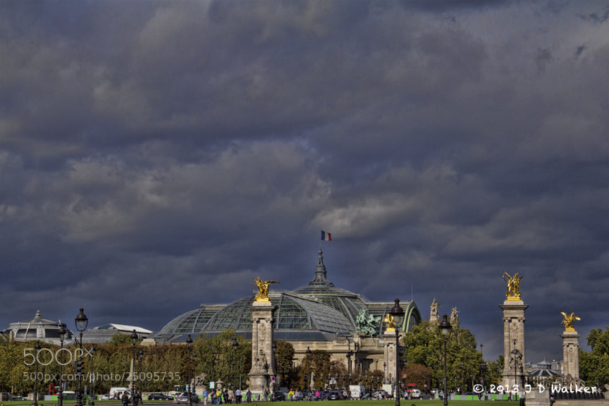Photograph Grand Palais by Jim Walker on 500px