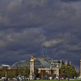 Grand Palais by Jim Walker (jimwalker1)) on 500px.com