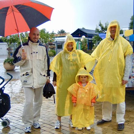 Rain, Fujifilm FinePix A303
