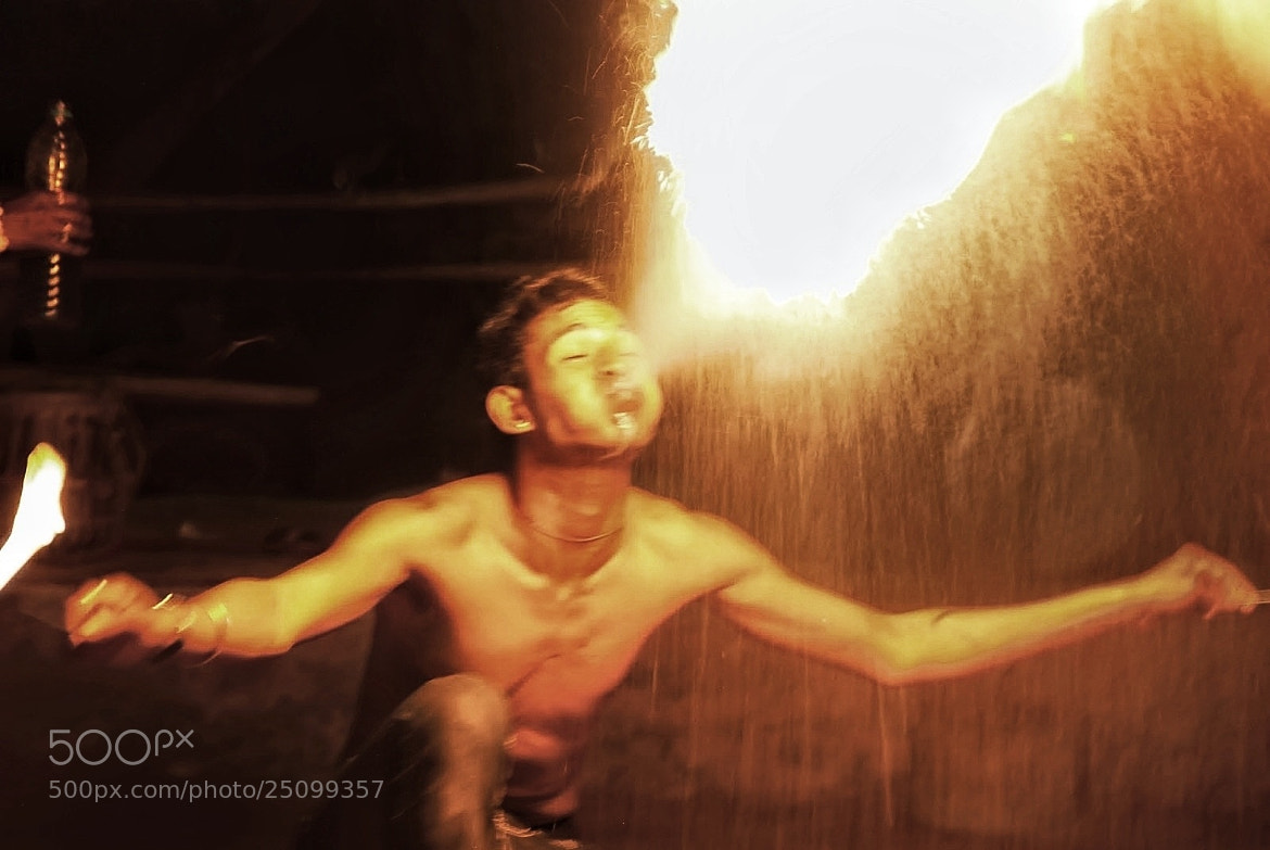 Photograph Playing with Fire. by Nilesh Patel on 500px