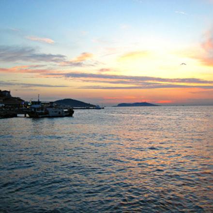 Prince Islands, İstanbul, Turkey, Canon POWERSHOT D10