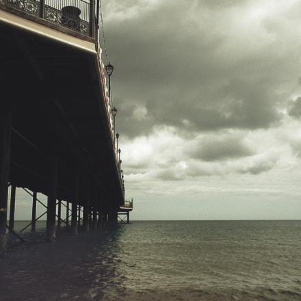 Paignton Pier, Fujifilm FinePix A202